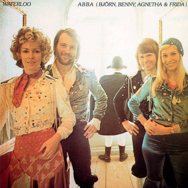 Abba Waterloo Vinyl