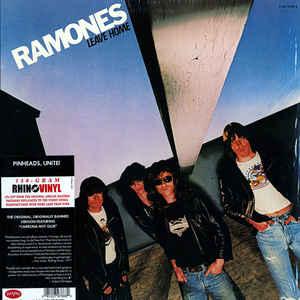 Ramones Leave Home Vinyl