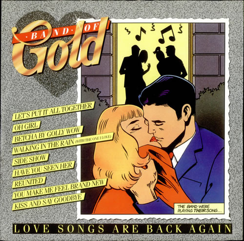 Band of Gold Love Songs Are Back Again Vinyl