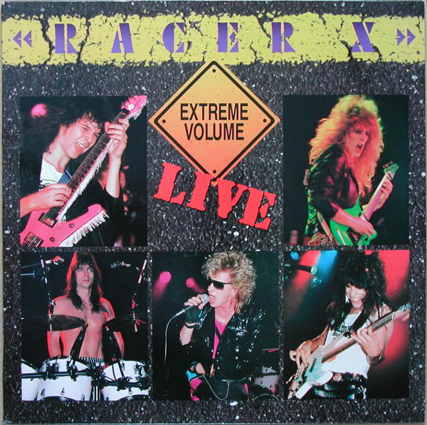 Racer X Extreme Volume Live