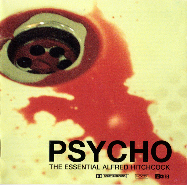 The City Of Prague Philharmonic Psycho - The Essential Alfred Hitchcock CD