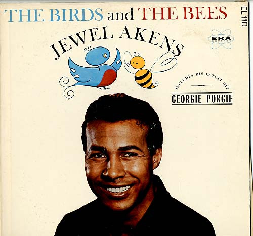 Akens, Jewel The Birds And The Bees  Vinyl