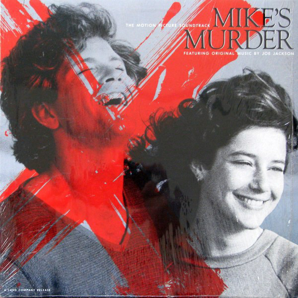 The Motion Picture Soundtrack Mike's Murder Vinyl