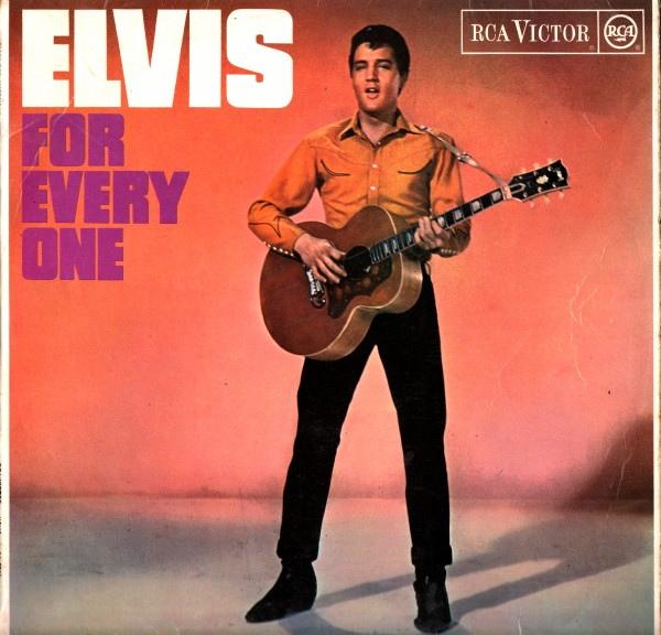 Presley, Elvis Elvis For Everyone Vinyl
