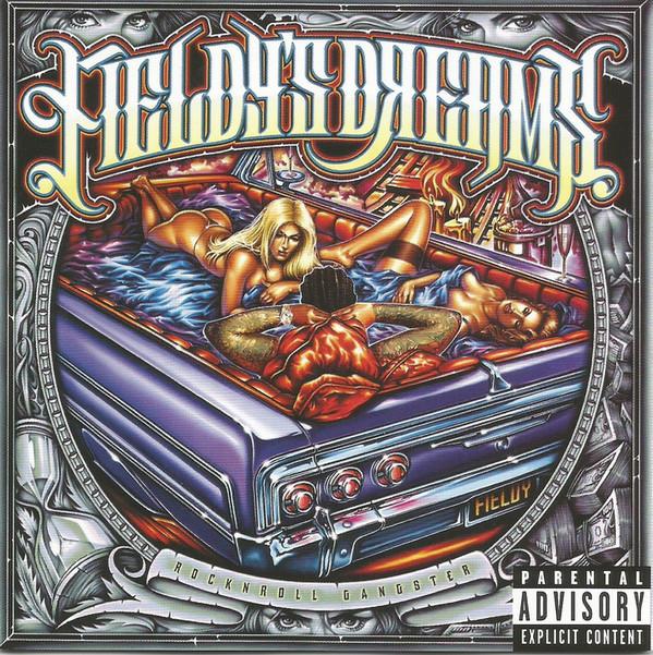 Fieldys Dreams Rock N Roll Gangster Vinyl