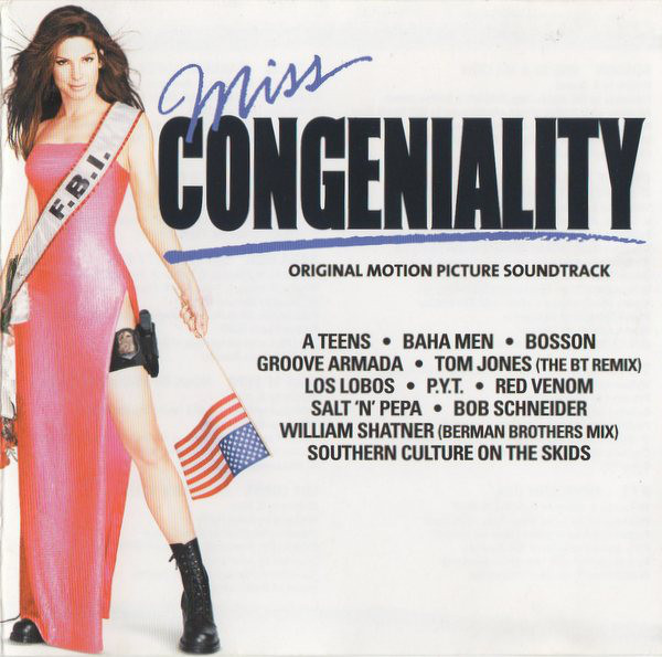 Various Miss Congeniality (Original Motion Picture Soundtrack) CD