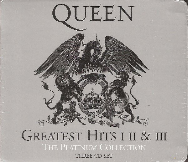 Queen Greatest Hits I II & III (The Platinum Collection)
