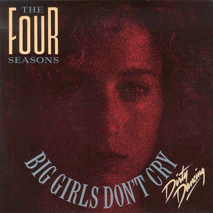 The Four Seasons Big Girls Don't Cry Vinyl