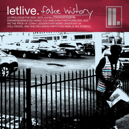 Letlive. Fake Whiskey