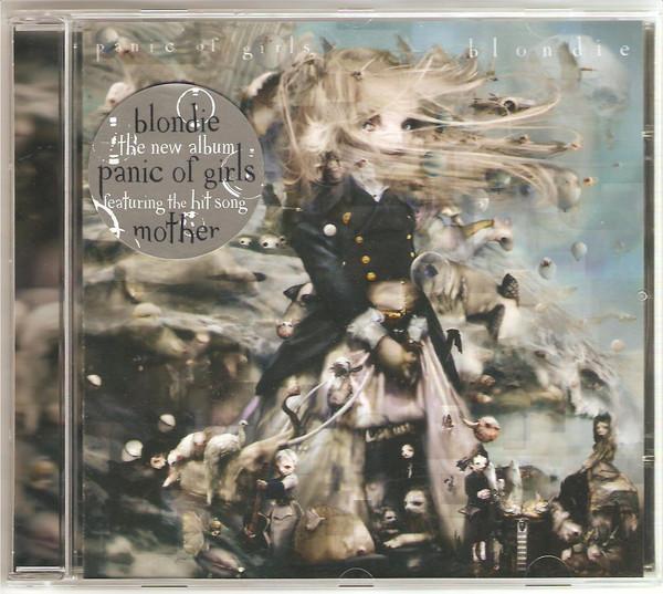 Blondie Panic Of Girls CD