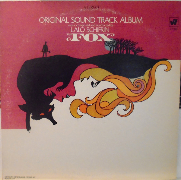 Lalo Schifrin The Fox Vinyl