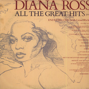 Ross, Diana All The Great Hits Vinyl
