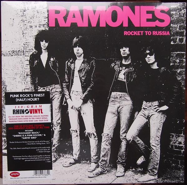 Ramones Rocket To Russia Vinyl