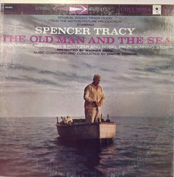 Tiomkin, Dimitri The Old Man And The Sea - Original Soundtrack Music Vinyl