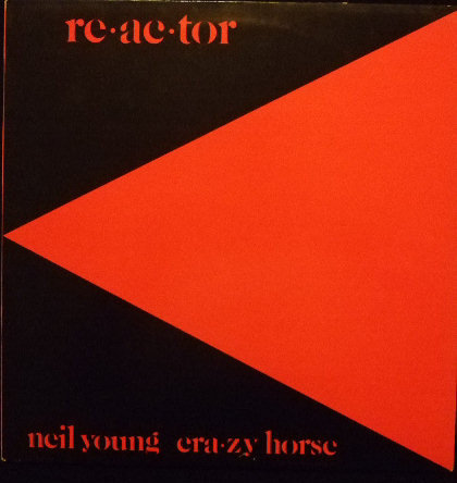 Young, Neil Reactor Vinyl