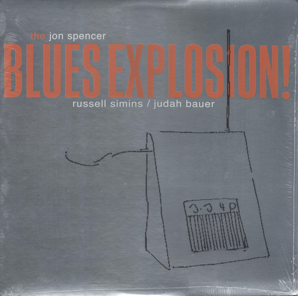 The Jon Spencer Blues Explsion Orange