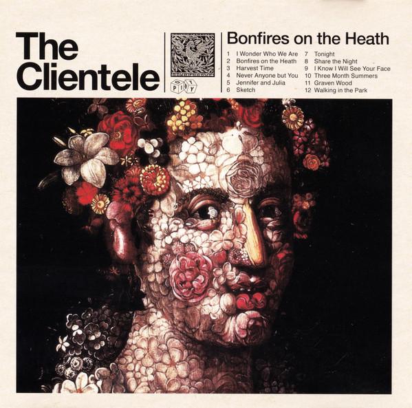 (The) Clientele Bonfires on Heath