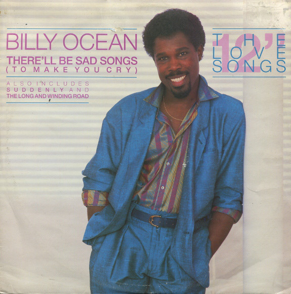 Ocean, Billy The Love Songs Vinyl