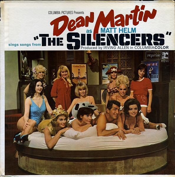 Martin, Dean As Matt Helm Sings Songs From