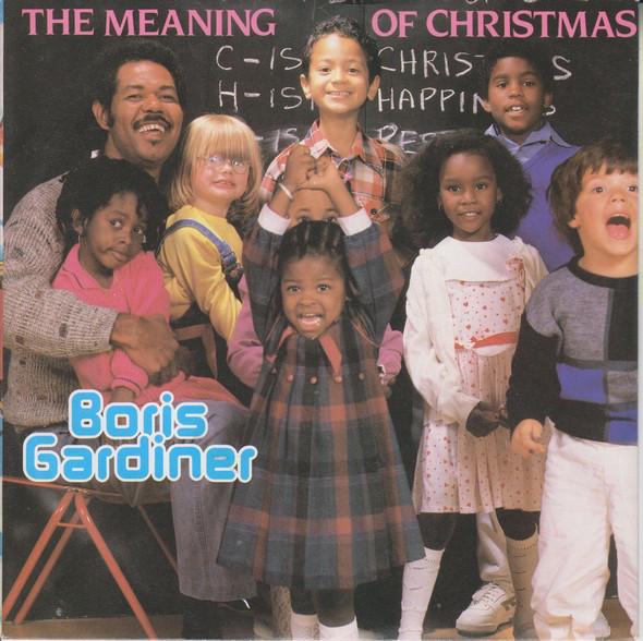 Gardiner, Boris The Meaning Of Christmas