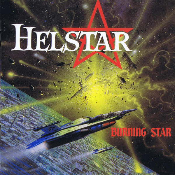 Helstar Burning Star