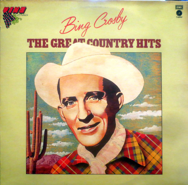 Crosby, Bing The Great Country Hits