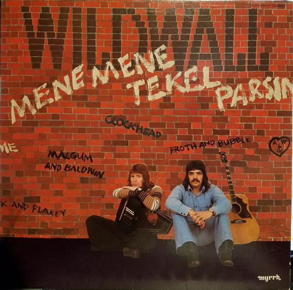 Malcolm & Alwyn Wildwall