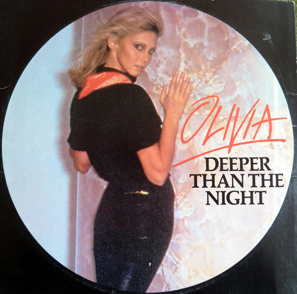 Newton-John, Olivia Deeper Than The Night Vinyl