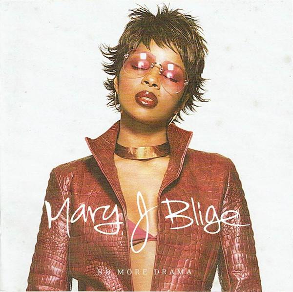 Blige, Mary J No More Drama Vinyl