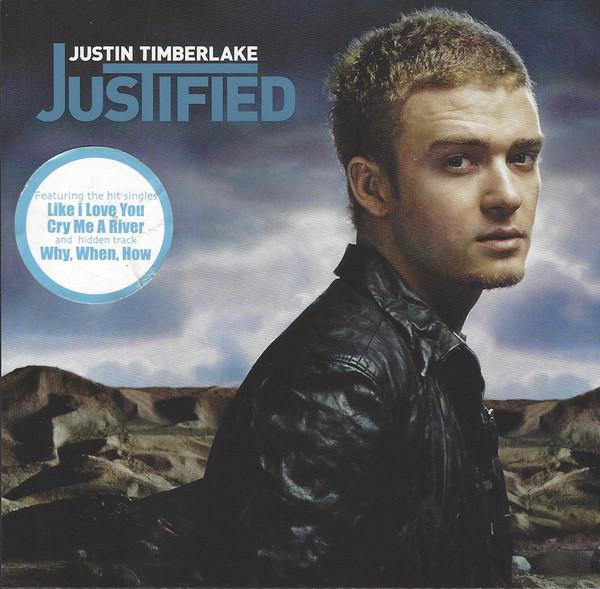 Timberlake, Justin Justified