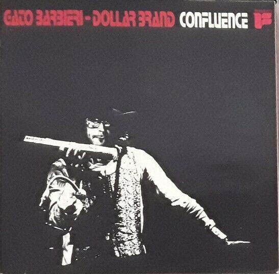 Gato Barbieri - Dollar Brand Confluence Vinyl