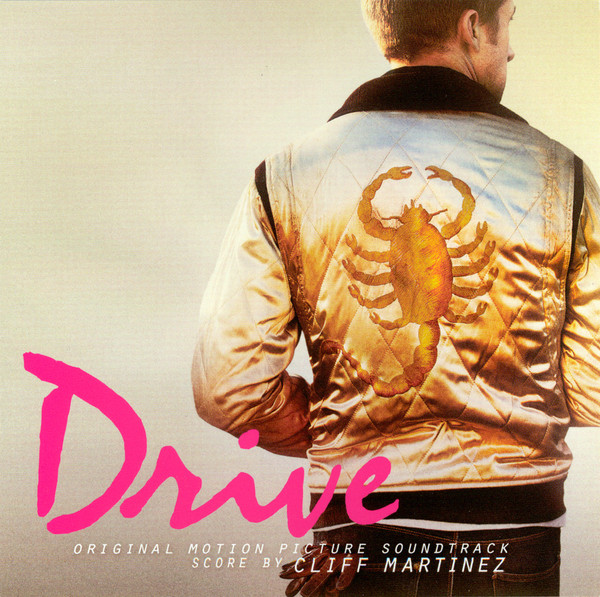 Cliff Martinez Drive (Original Motion Picture Soundtrack) CD