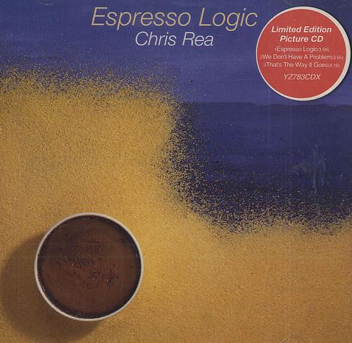 Rea, Chris Espresso Logic CD