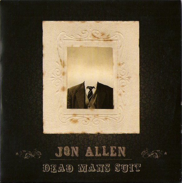 Allen, Jon Dead Mans Suit CD