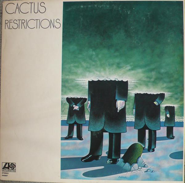 Cactus Restrictions