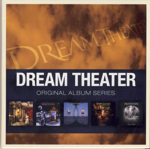 Dream Theater Original Album Series