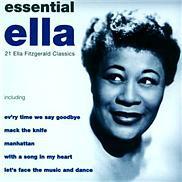 Fitzgerald, Ella Essential Ella