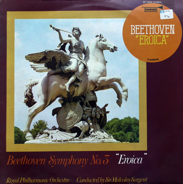 Beethoven - Malcolm Sargent Symphony No. 3