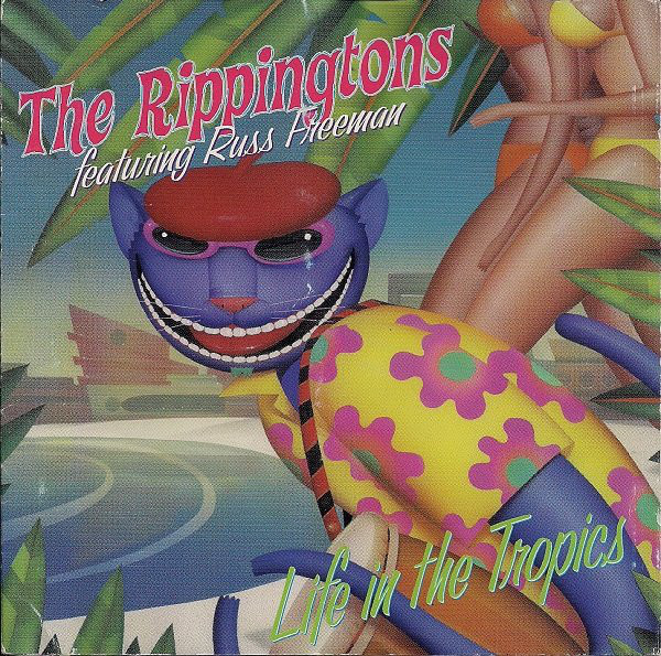 Rippingtons (The) Life In The Tropics