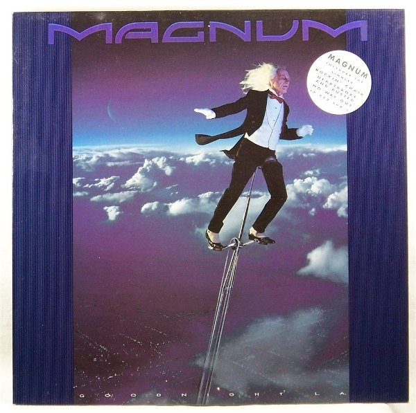 Magnum Goodnight L.A. Vinyl