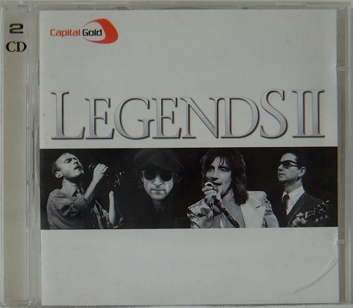 Various Capital Gold Legends II Vinyl