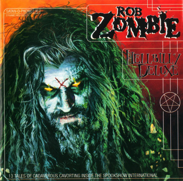 Zombie, Rob Hellbilly Deluxe CD