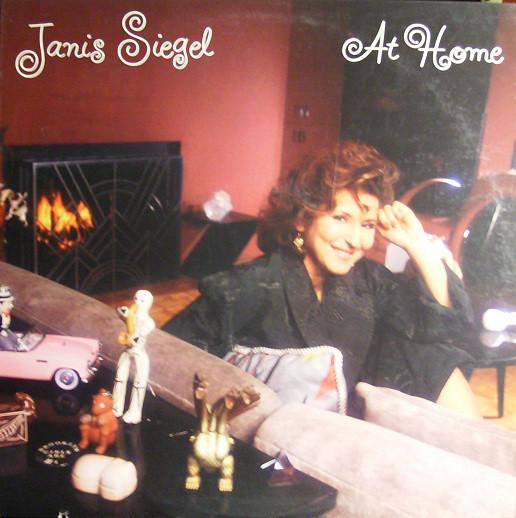 Siegel, Janis At Home Vinyl