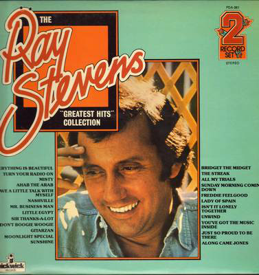 Stevens, Ray Greatest Hits Collection