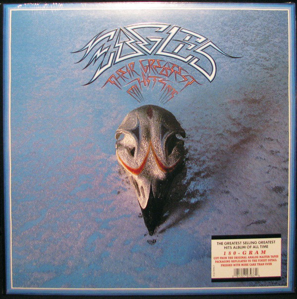 Eagles Their Greatest Hits 1971-1975 Vinyl