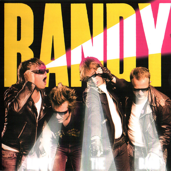 Randy Randy The Band CD