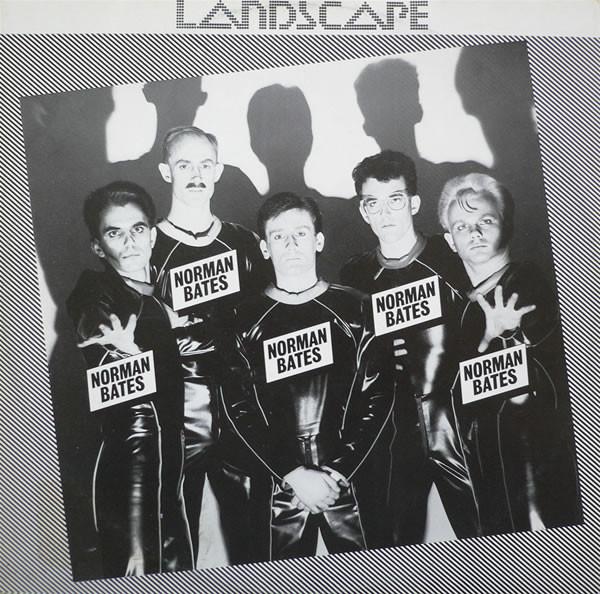 Landscape Norman Bates Vinyl
