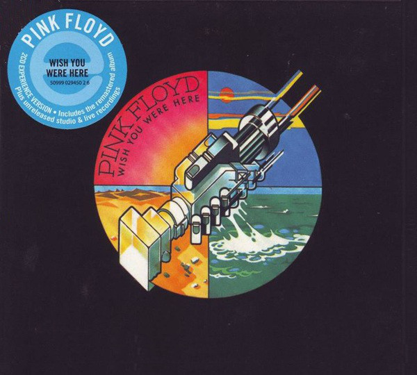Pink Floyd Wish You Were Here • Experience Edition