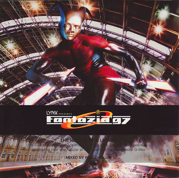 Various Artists Fantazia '97 - The Return Of A Legend