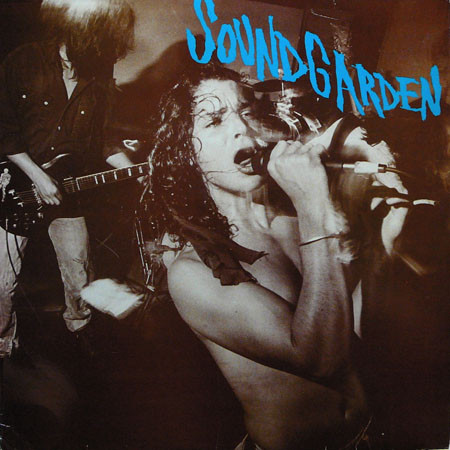 Soundgarden Screaming Life Vinyl